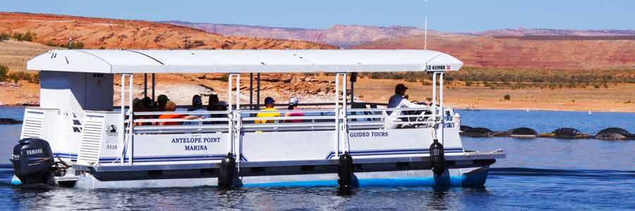 Antelope Canyon Boat Tours
